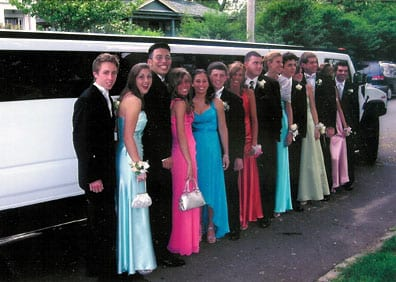 Maine Prom Limo Packages | Atlantic Limousine