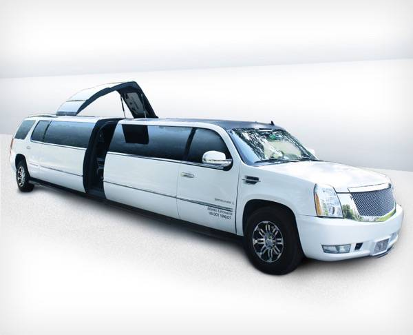 Escalade Gullwing Limo